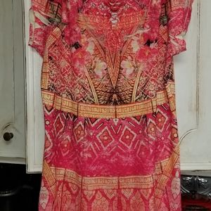 Live and let live blouse XL